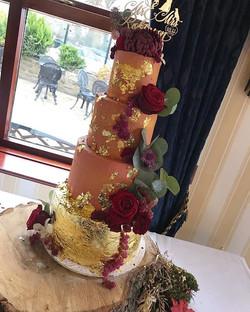 A HUGE congratulations to Mr & Mrs Robin