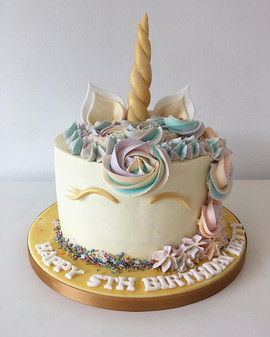 Happy 5th Birthday Betty 🦄