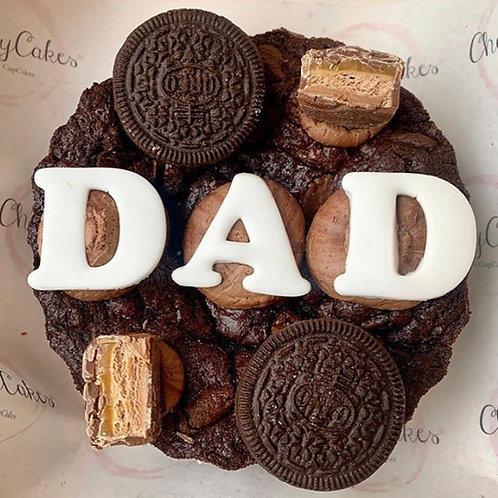 Mini Personalised Brownie