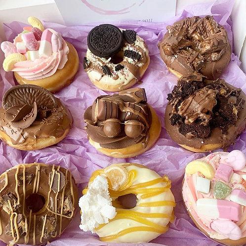 Donut Treat Box