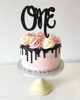 Happy 1st Birthday! 💕