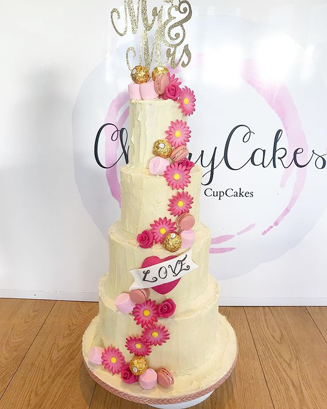 Introducing a new display Wedding Cake_�
