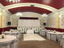 A lovely Wedding Venue for Saturdays del