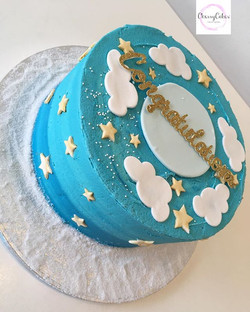 Another Baby Shower Cake 💙💙💙