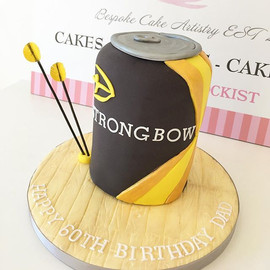 Can of Strongbow anyone__🍎 _Happy 60th