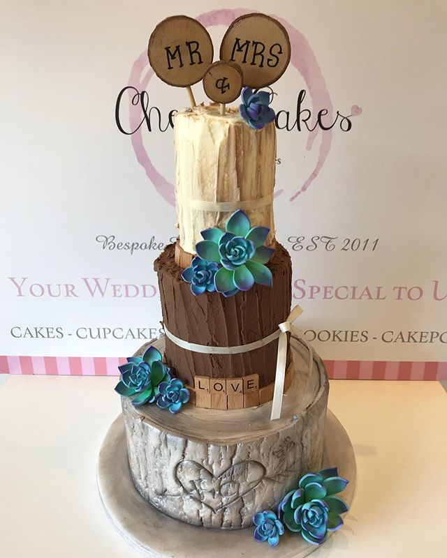 Our display Cake that headed to _farmerc