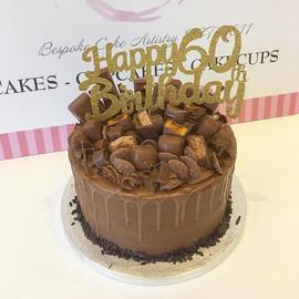 Happy 60th Birthday 🖤_._Chocolate Overl