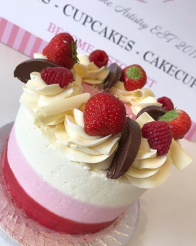 Happy Birthday Mum!_._We adore Cakes lik