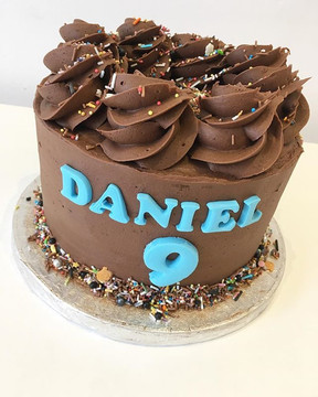 Have you ordered a Sprinkle Cake from us