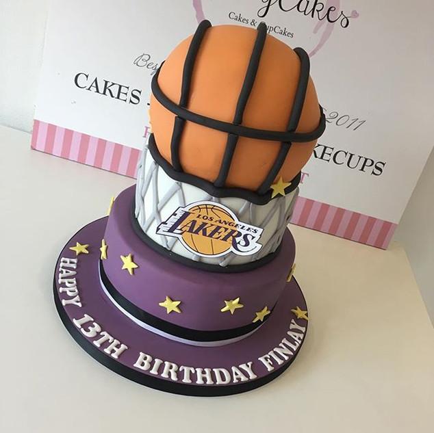 Happy 13th Birthday Finlay!_With a baske