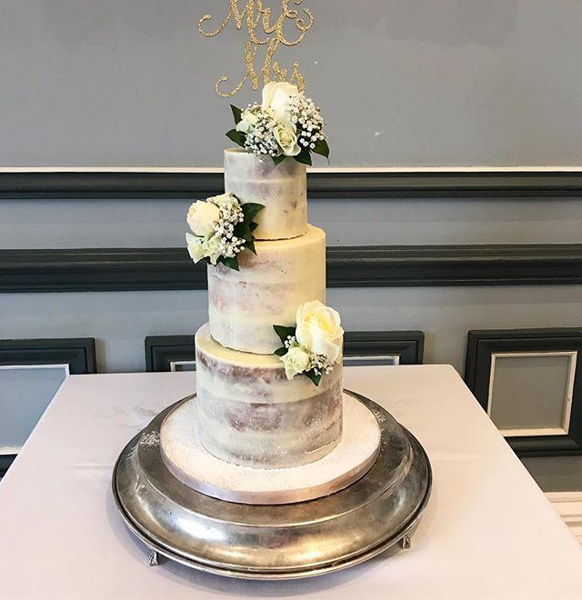 A huge congratulations to Fiona &  Marti