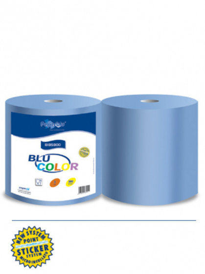 BOBINA BLU COLOR 3V CF 2RT