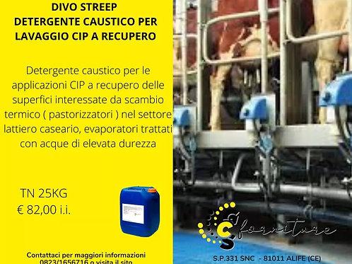 DIVO STREEP - DETERGENTE CAUSTICO C.I.P