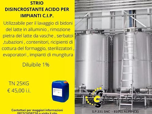 STRIO DISINCROSTANTE ACIDO C.I.P.