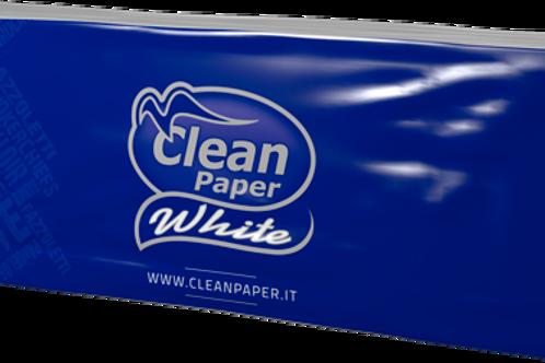 FAZZOLETTI CLEAN PAPER 4V