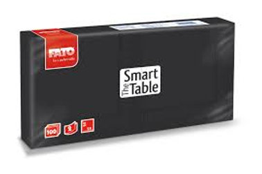 THE SMART TABLE FATO 25X25 NERO CT38CFX100PZ