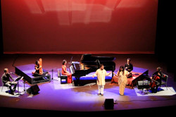 Concierto en Teatro Ocampo con Marce
