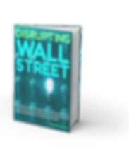 "Down load our free eBook ""Disruptig Wall Street"""