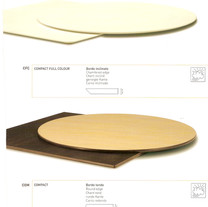 Pedrali Compact laminált lapok
