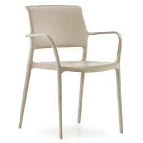 Műanyag ülőlapos székek