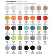 Pedrali beltéri színek
