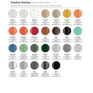Pedrali kültéri színek