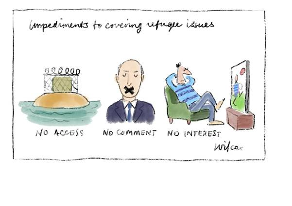 Cathy Wilcox 4 May 2017 2