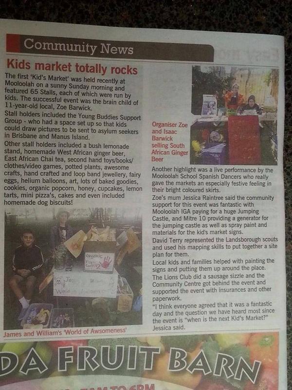 kids market 2014 2