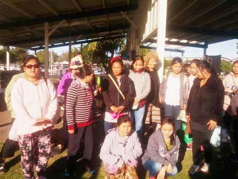 ladies day picnic 6