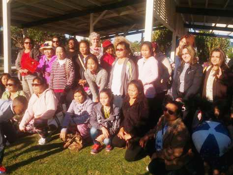 ladies day picnic 5