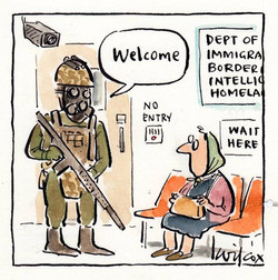 Cathy Wilcox 4 August 2017