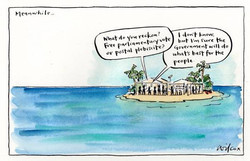 Cathy Wilcox 8 August 2017