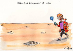 Cathy Wilcox 1 May 2017