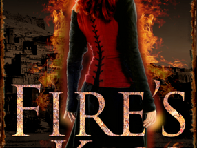 Fire's Kiss by Brittany Pate is LIVE! + an excerpt from the book