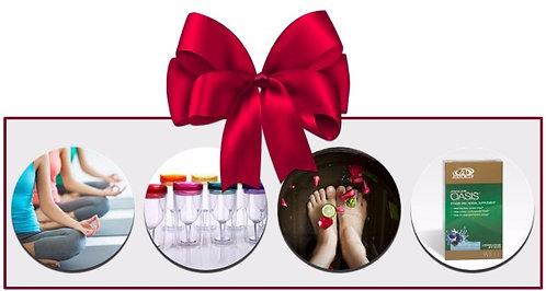 Holiday Stress Management Gift Bundle