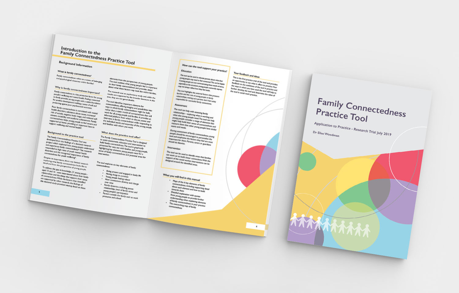 Family Connectedness Practice Tool Report