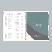 Momentous Planners - Tab Sheets