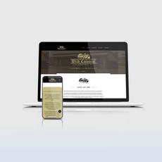 Wild Colonial Concrete - Website Design