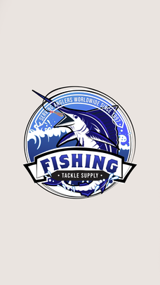 Fishing Stamp Logo