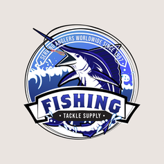 Fishing Tackle Logo