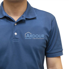 Ardour Home Maintenance - Logo Package