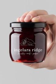 Ingelara Ridge Logo Design