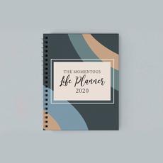 Momentous Planners - Layout Design