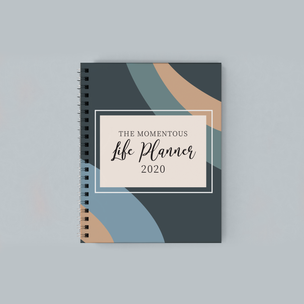 Momentous Planners - Layout Design