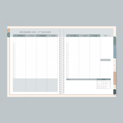 Momentous Planners - Weekly Plan