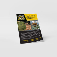Aussie Tradesmen Flyer