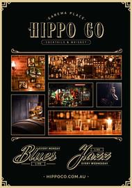 Hippo Co - Venue Poster