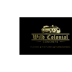 Wild Colonial Concrete - Business Card