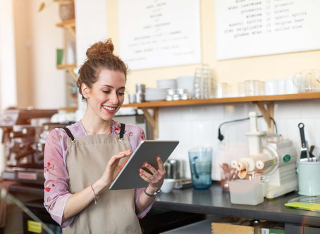 Why I love working for small businesses