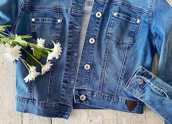 Veste de jeans Guess small